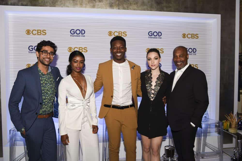 God Friended Me TV Series CBS 12
