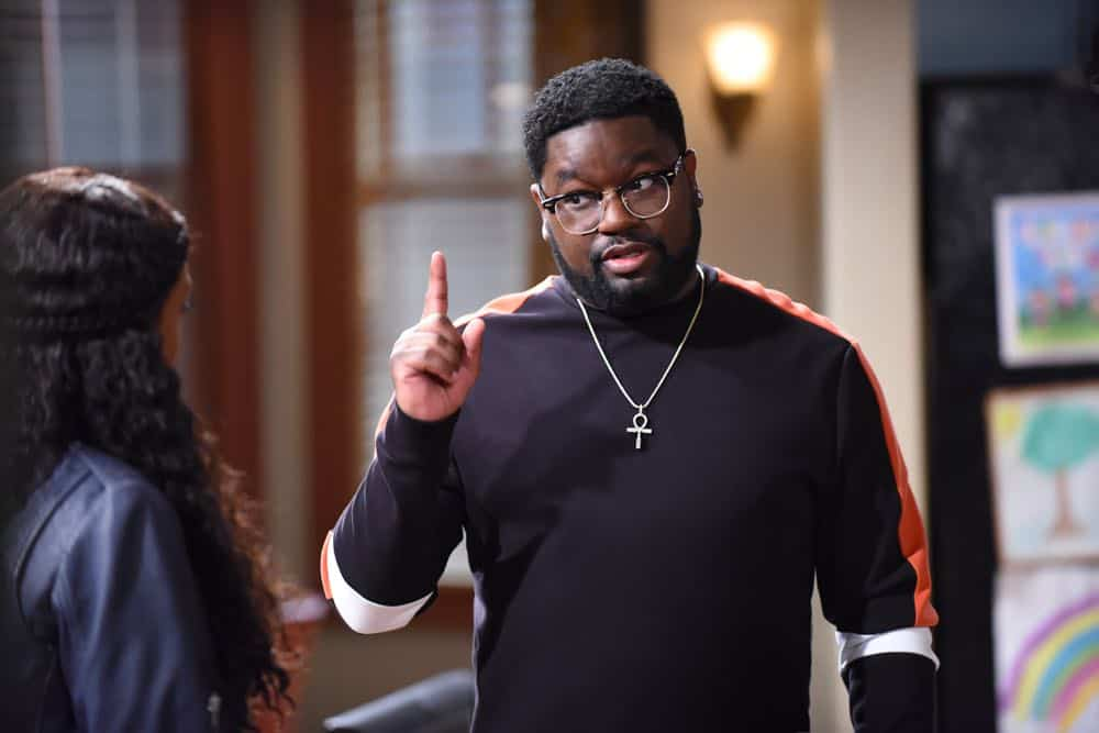 REL: Lil Rel Howery in REL premiering Sundays 9:30-10:00 PM ET/PT this fall on FOX. ©2018 Fox Broadcasting Co. Cr: Ray Mickshaw/FOX