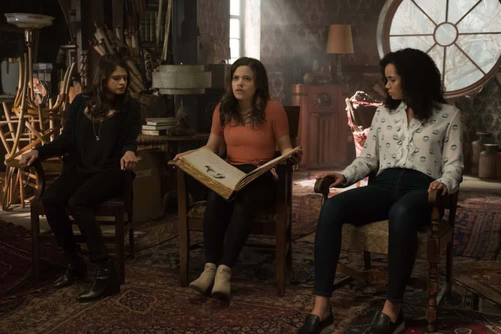 Charmed The CW TV Series 3