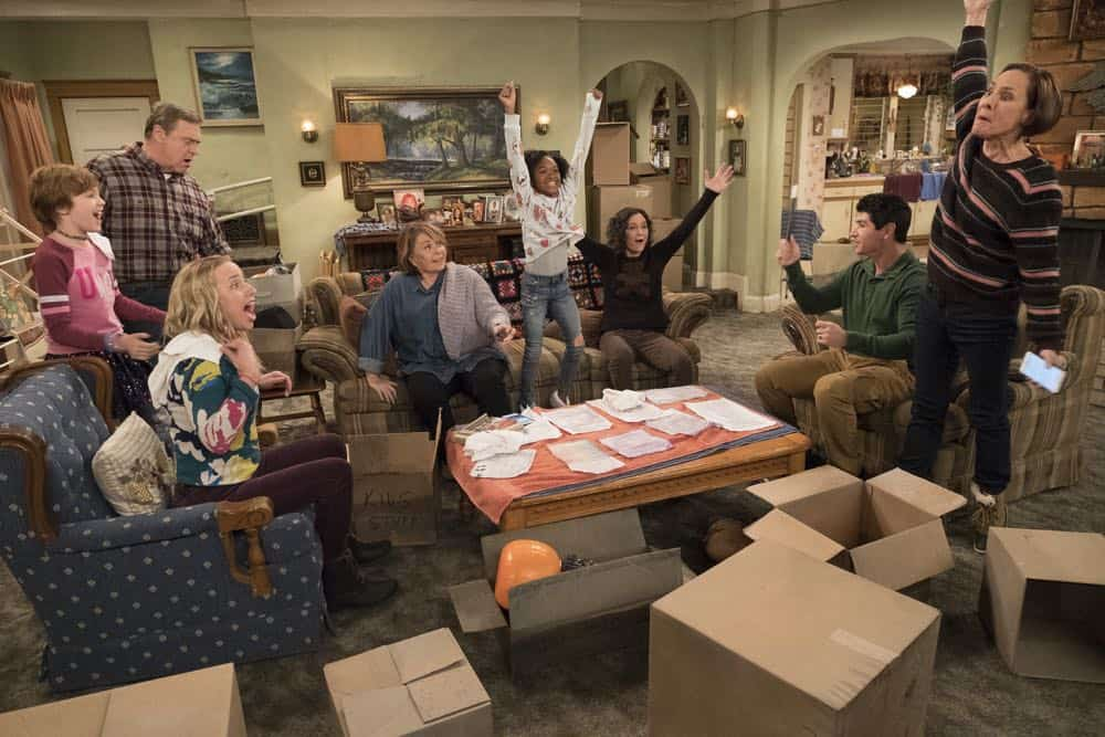 Roseanne Episode 9 Season 10 Knee Deep 09