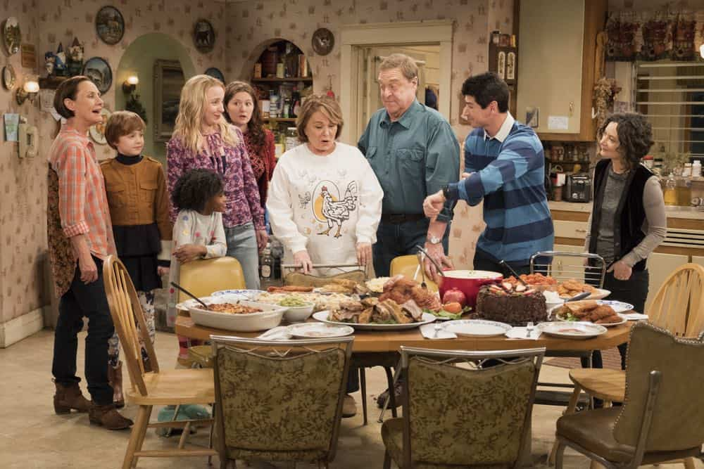 Roseanne Episode 9 Season 10 Knee Deep 11