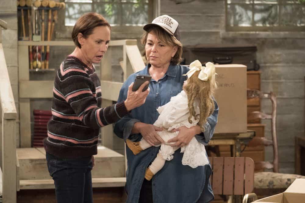 Roseanne Episode 9 Season 10 Knee Deep 06