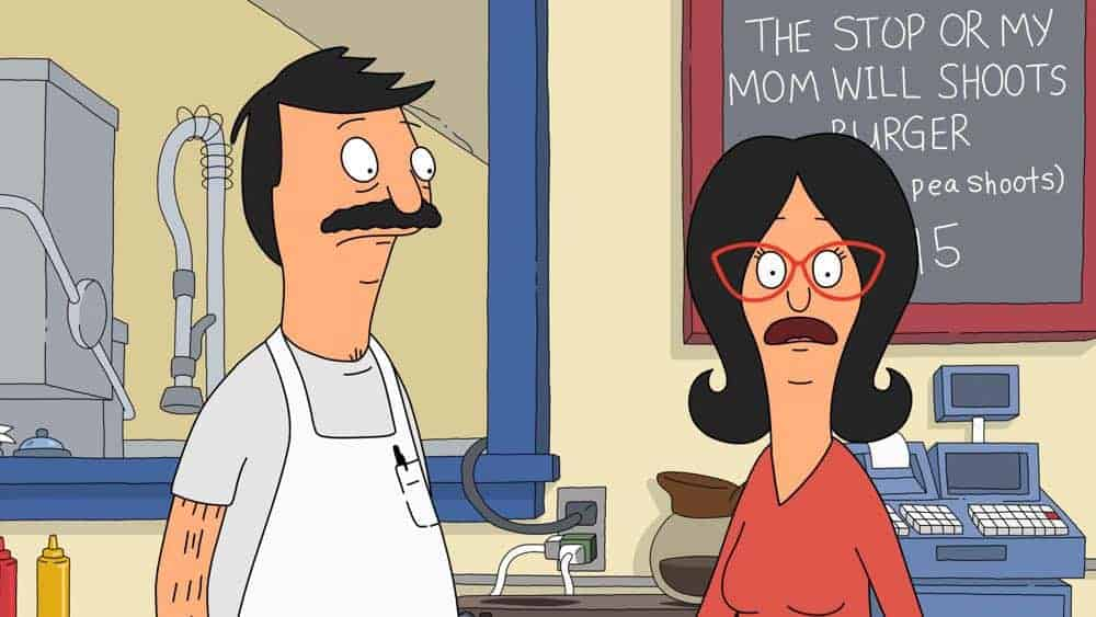 Bobs Burgers Episode 21 Season 8 Something Old Something New Something Bob Caters for You 2