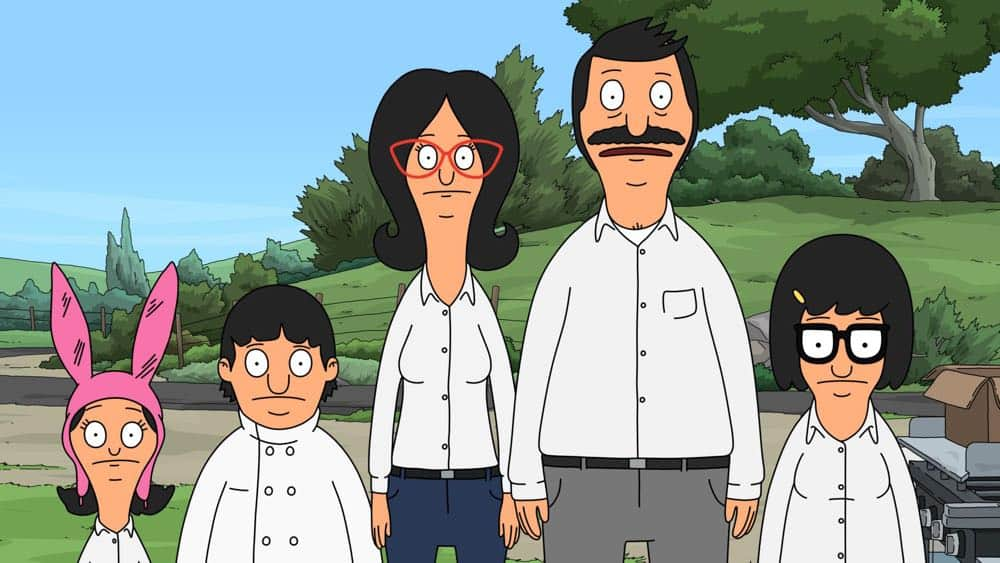 Bobs Burgers Episode 21 Season 8 Something Old Something New Something Bob Caters for You 5