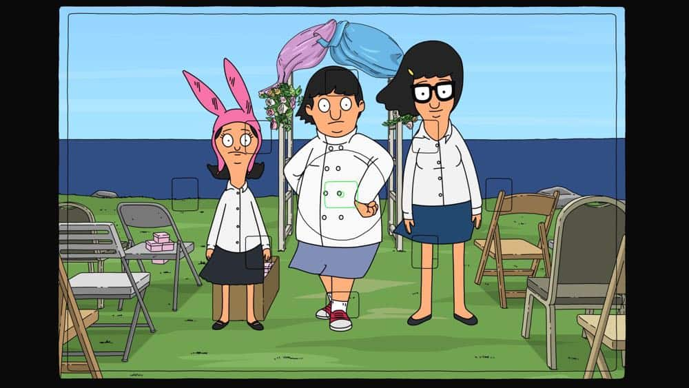 Bobs Burgers Episode 21 Season 8 Something Old Something New Something Bob Caters for You 6