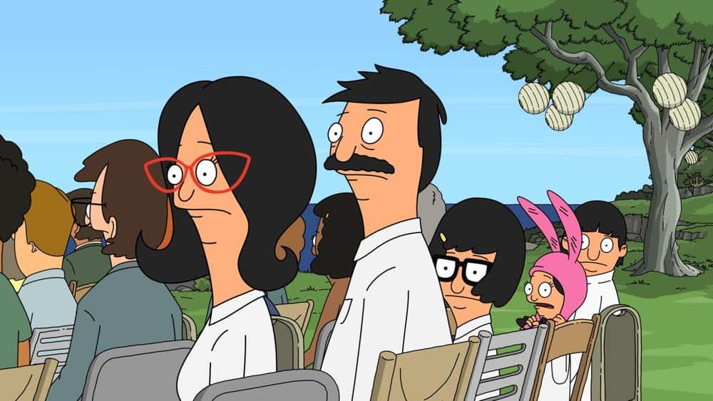 Bobs Burgers Episode 21 Season 8 Something Old Something New Something Bob Caters for You 7