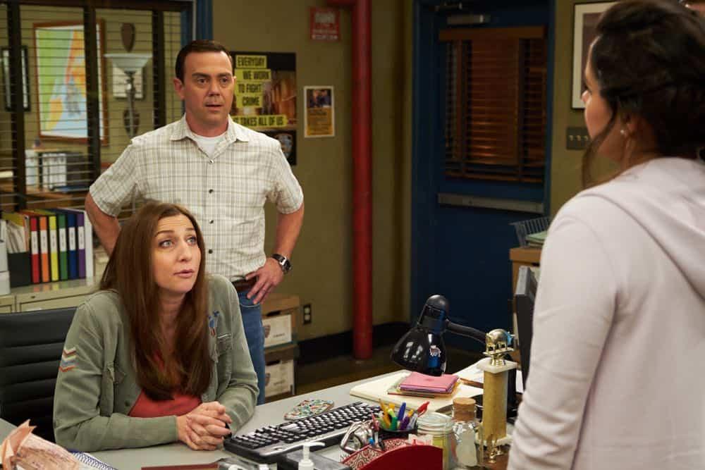Brooklyn Nine Nine Episode 22 Season 5 Jake And Amy 8