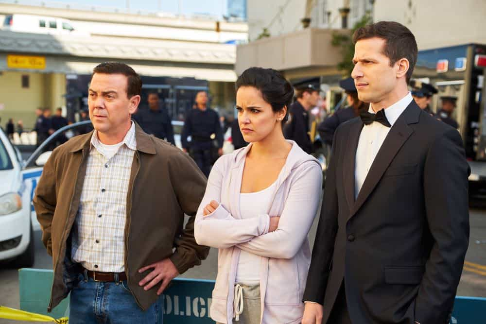 Brooklyn Nine Nine Episode 22 Season 5 Jake And Amy 6