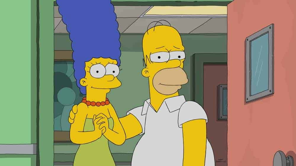 The Simpsons Episode 21 Season 29 Flanders Ladder 3