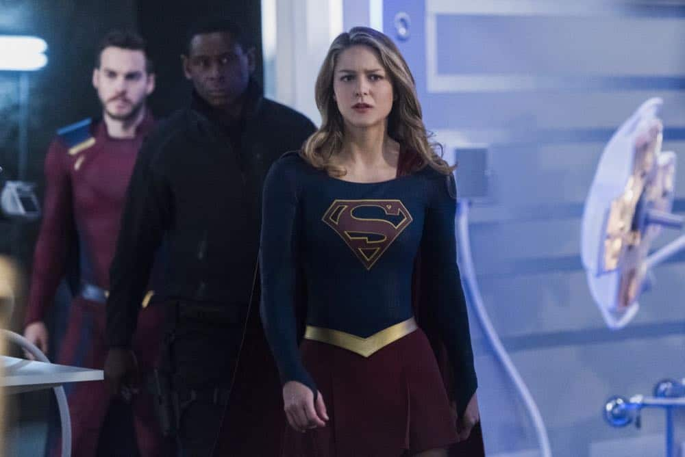 Supergirl Episode 19 Season 3 The Fanatical 03