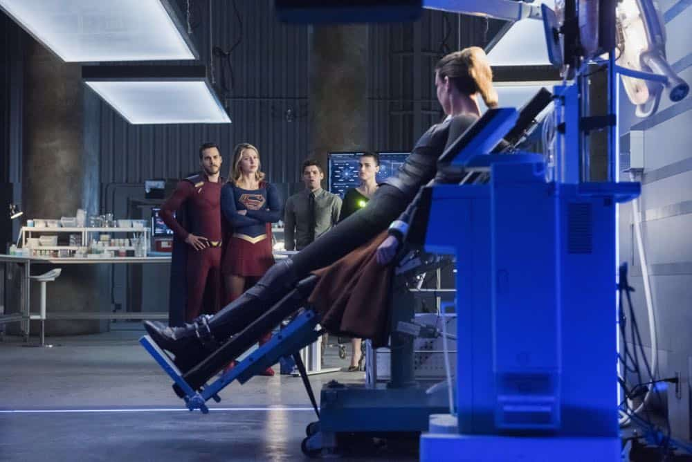 Supergirl Episode 19 Season 3 The Fanatical 10