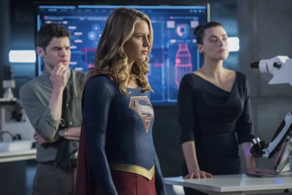 Supergirl Episode 19 Season 3 The Fanatical 12