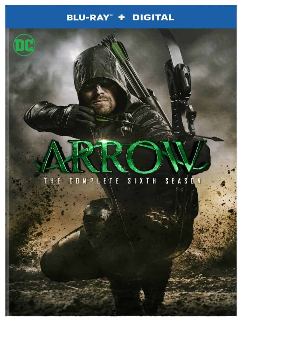 Arrow-Season-6-Bluray-2