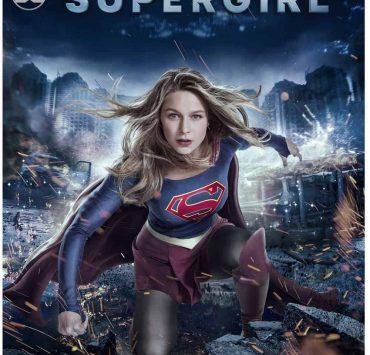 Supergirl Season 3 Blu-ray