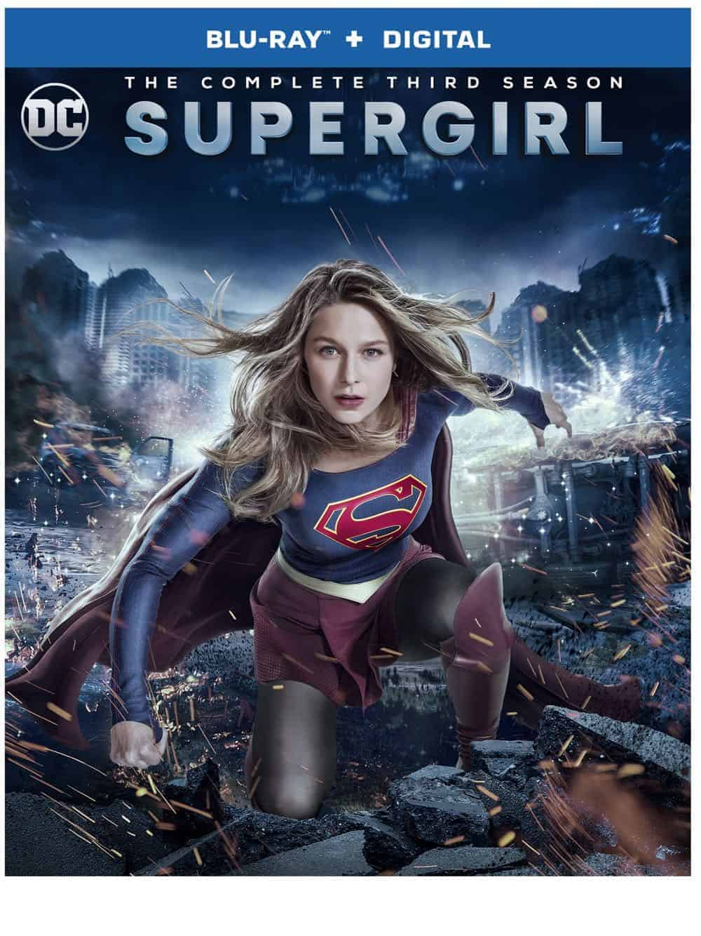 Supergirl Season 3 Blu-ray