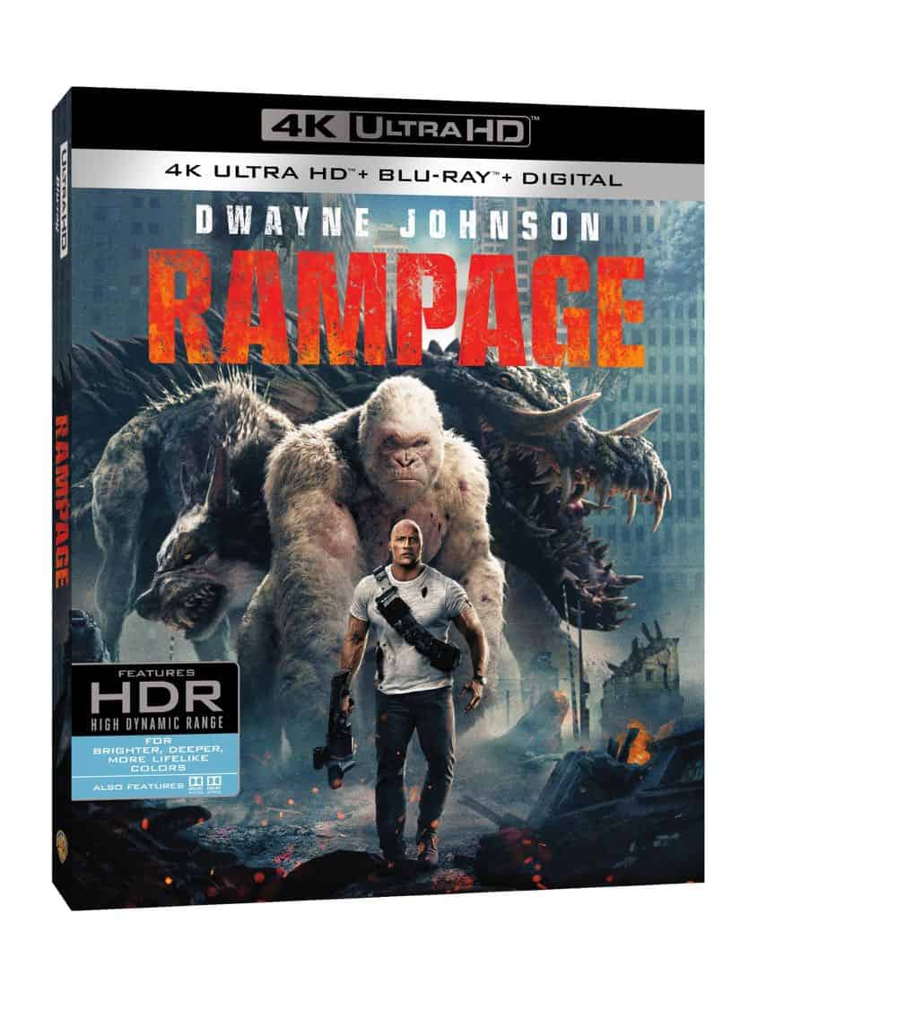 Rampage 4K Bluray Digital 2