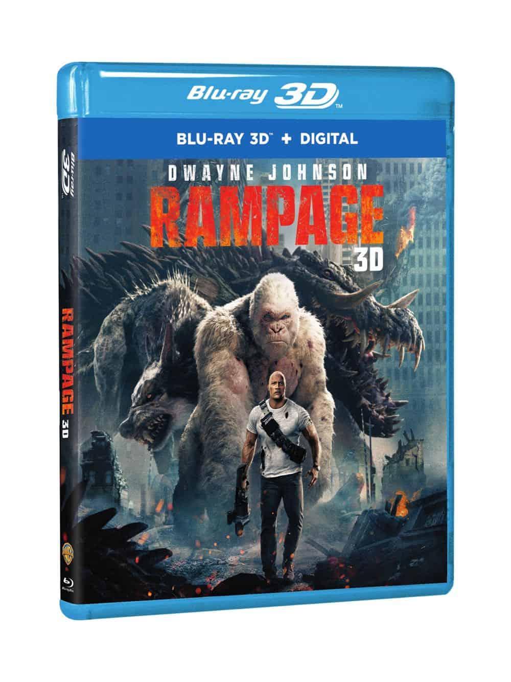 Rampage Bluray 3D Digital 1