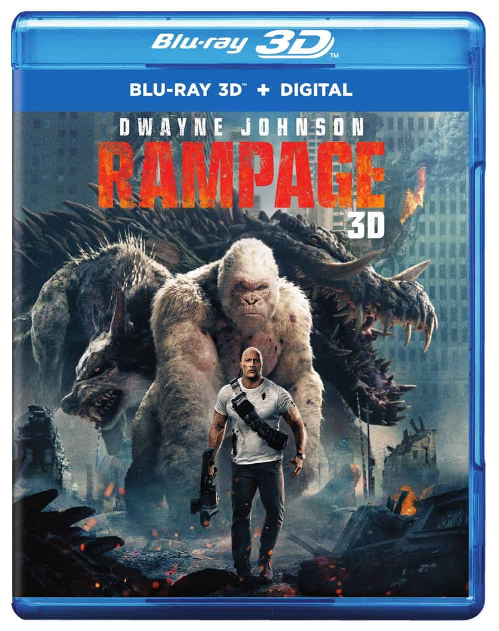 Rampage Bluray 3D Digital 2