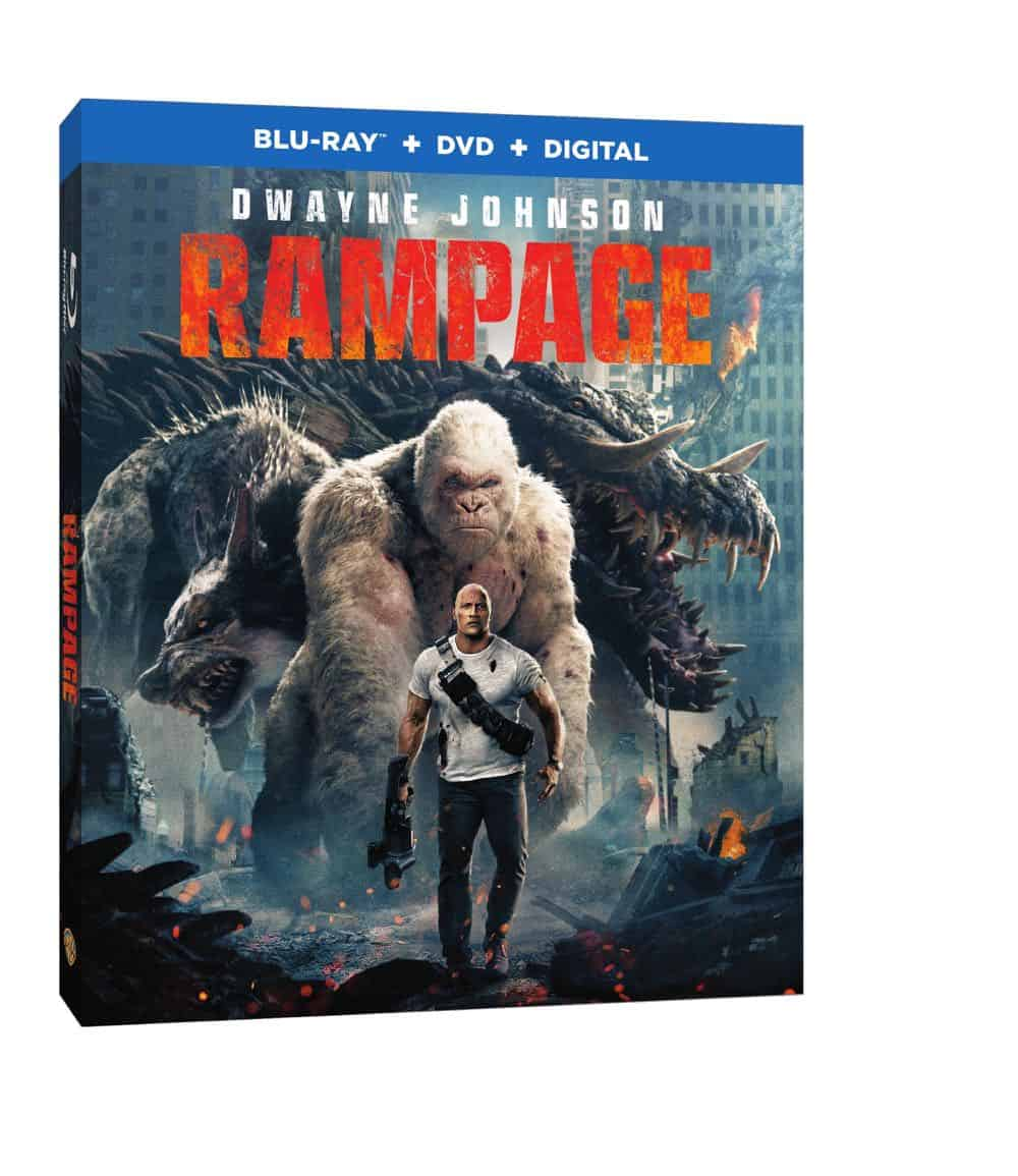 Rampage Bluray DVD Digital 2