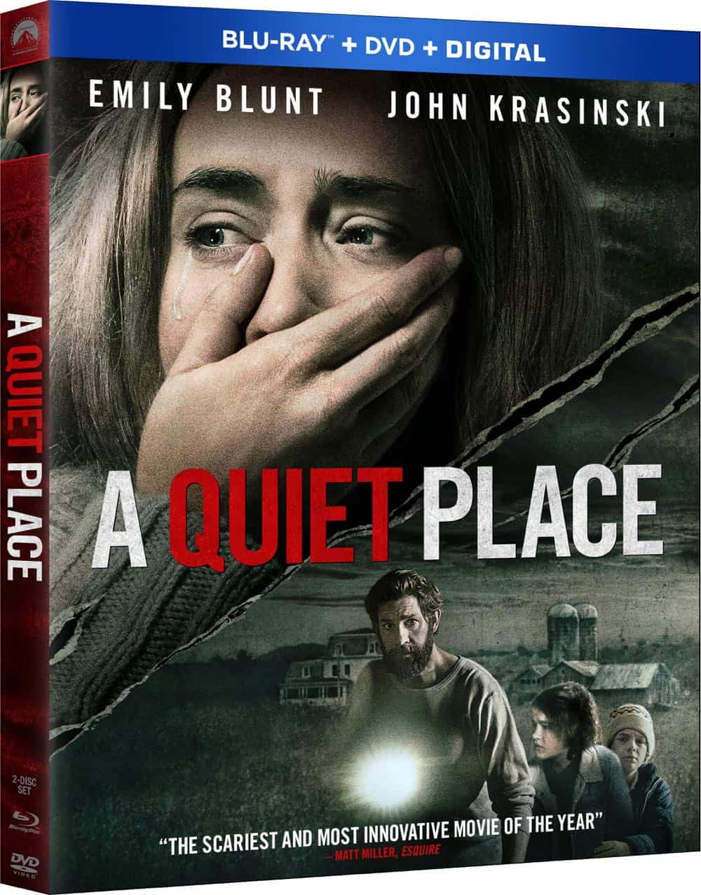 A Quiet Place Combo Pack min