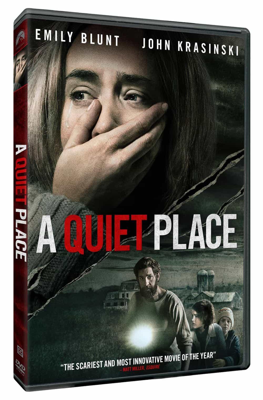 A Quiet Place DVD min