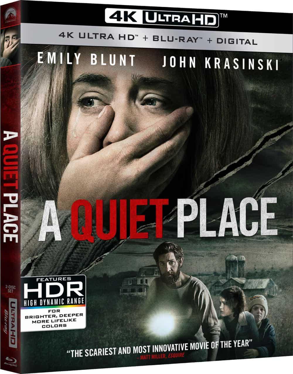 A Quiet Place 4K min