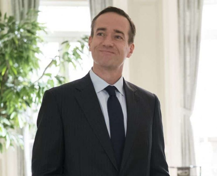 Succession | Matthew Macfadyen | Photo Credit : Peter Kramer/HBO