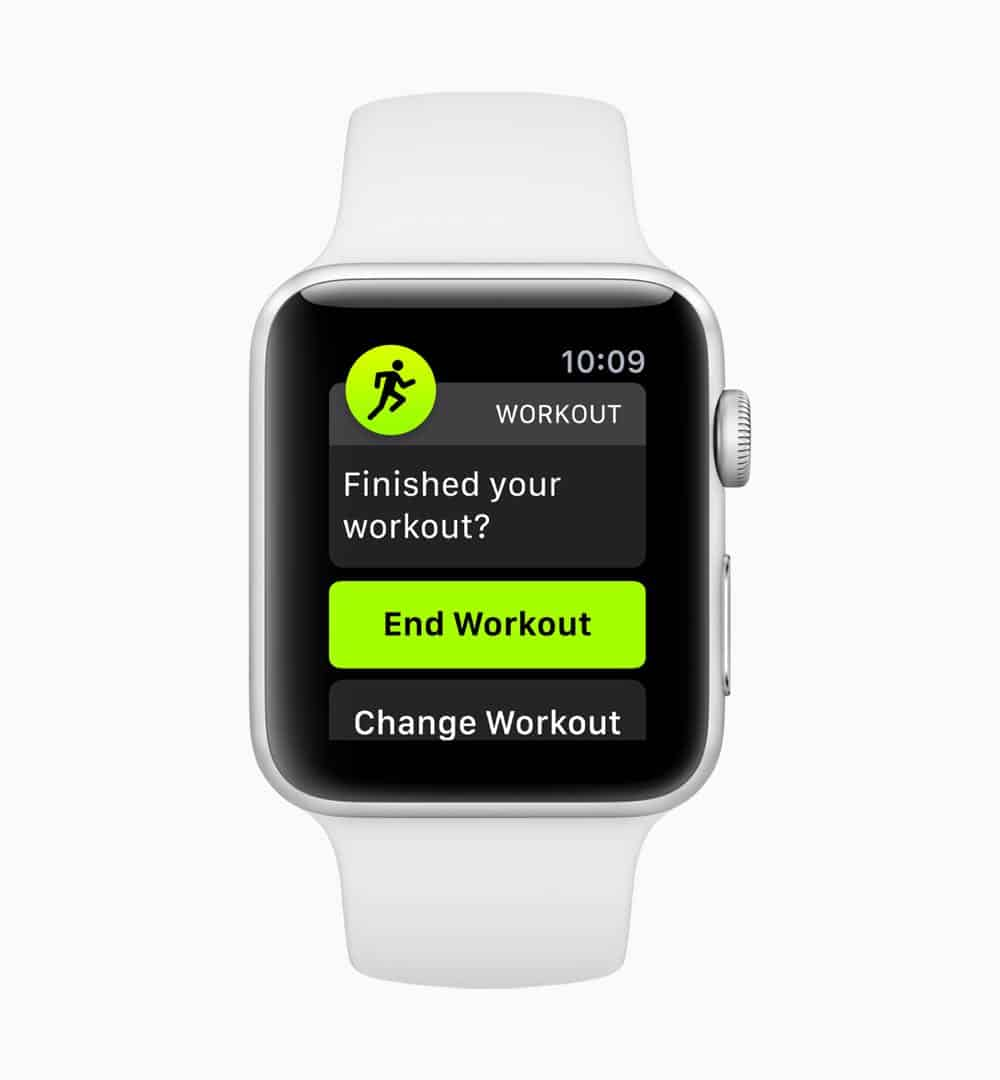 Apple watchOS 5 Workout Detections 02 screen 06042018