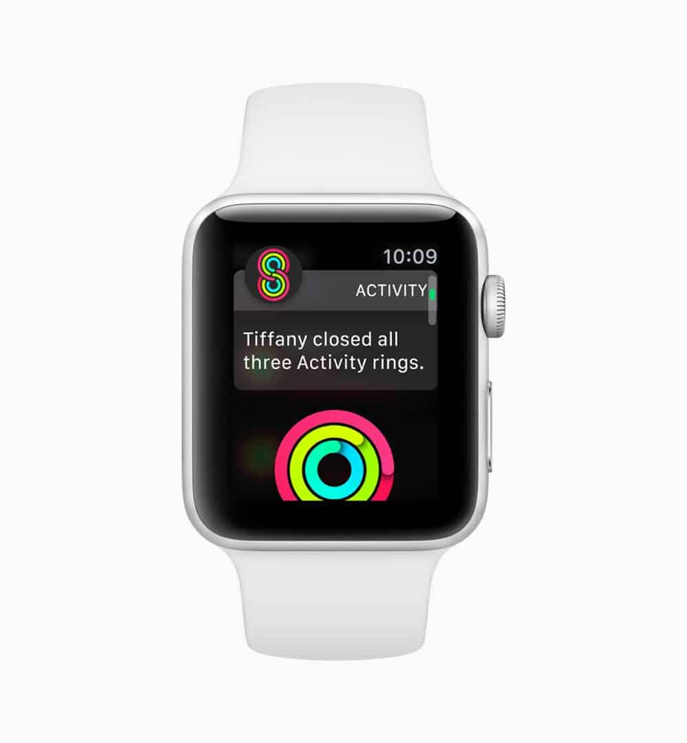 Apple watchOS 5 Competitions screen 06042018