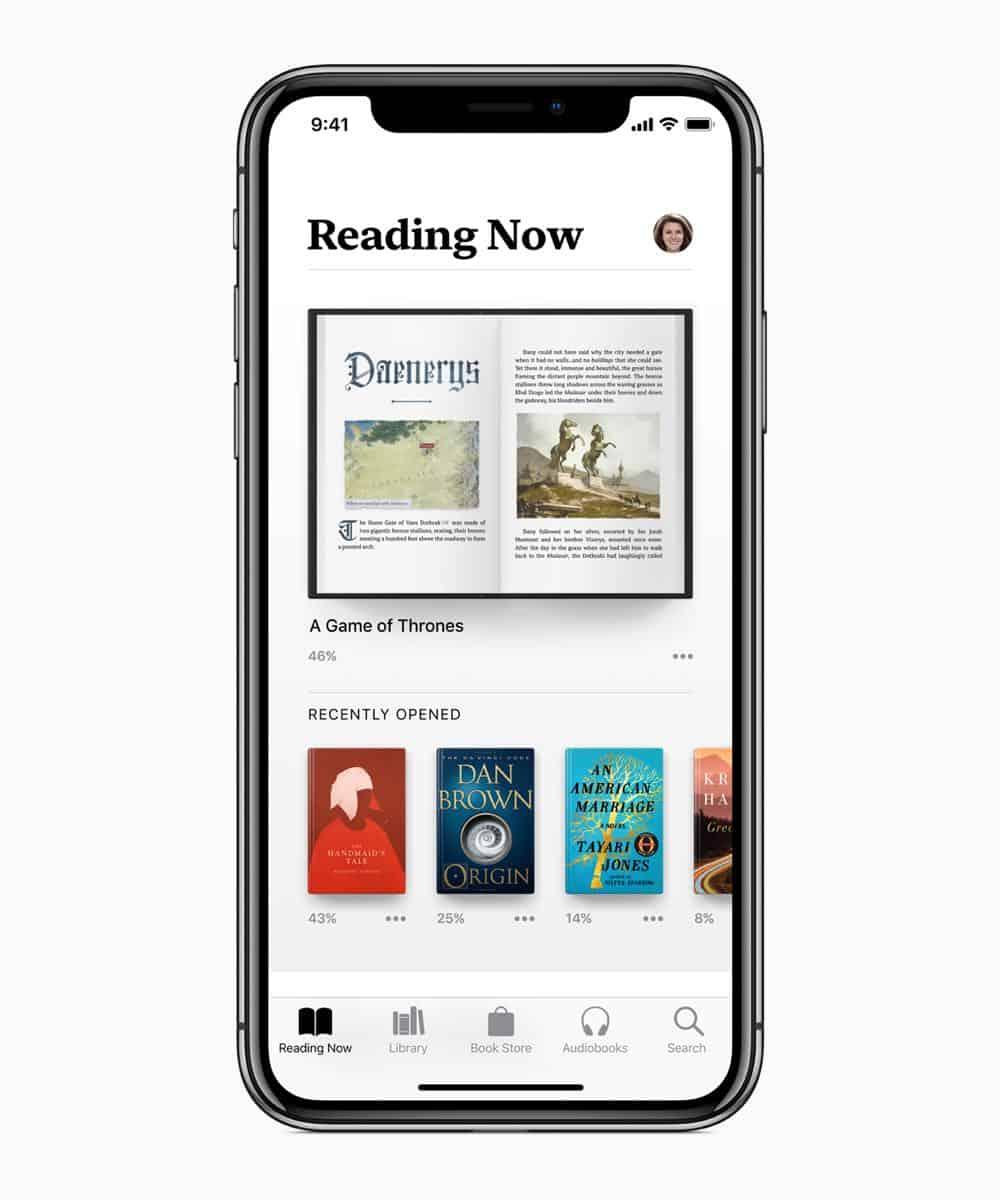 iOS12 Apple Books 06042018