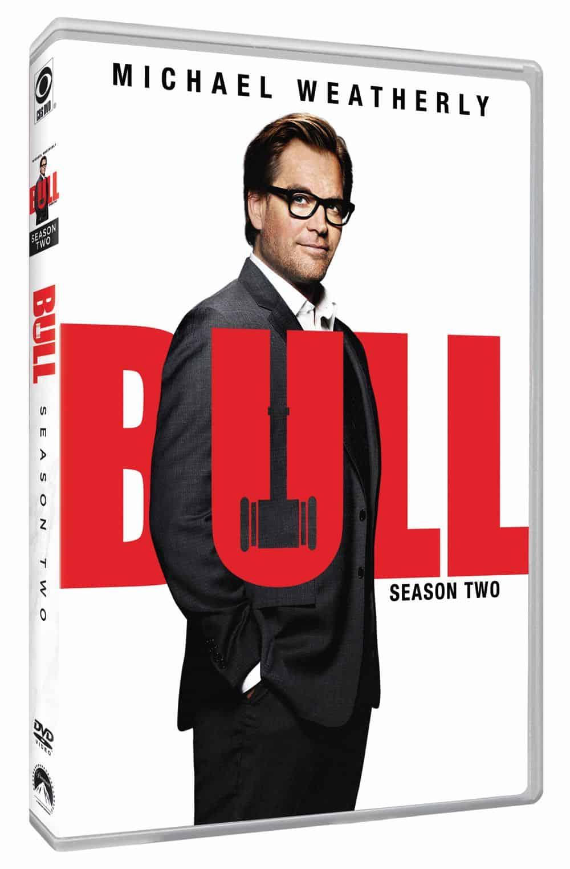 Bull Season 2 DVD Cover 3