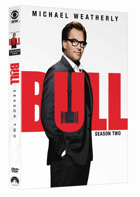 Bull Season 2 DVD Cover 1