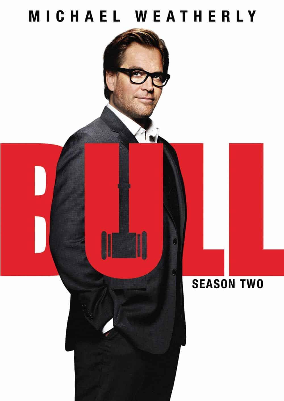 Bull Season 2 DVD Cover 2