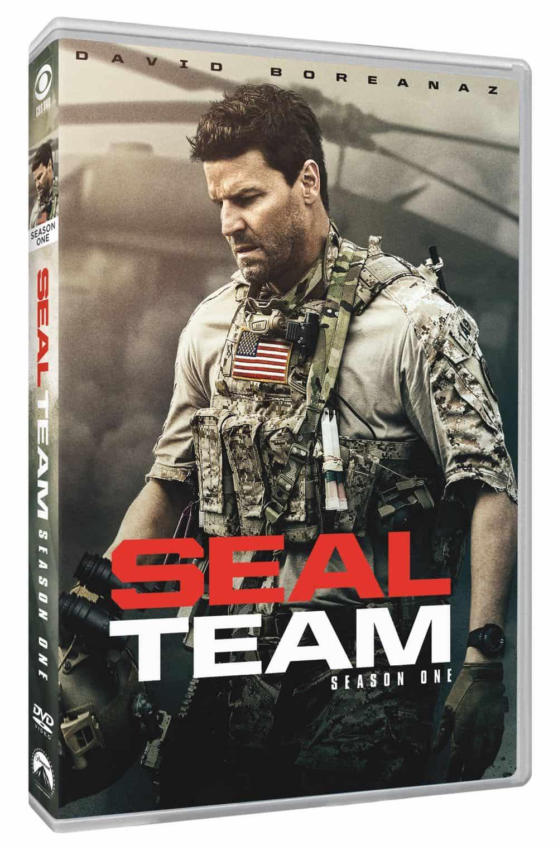 Seal Team Season 1 DVD Cover 3