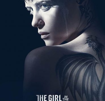 The Girl In The Spider's Web Movie Poster Claire Foy