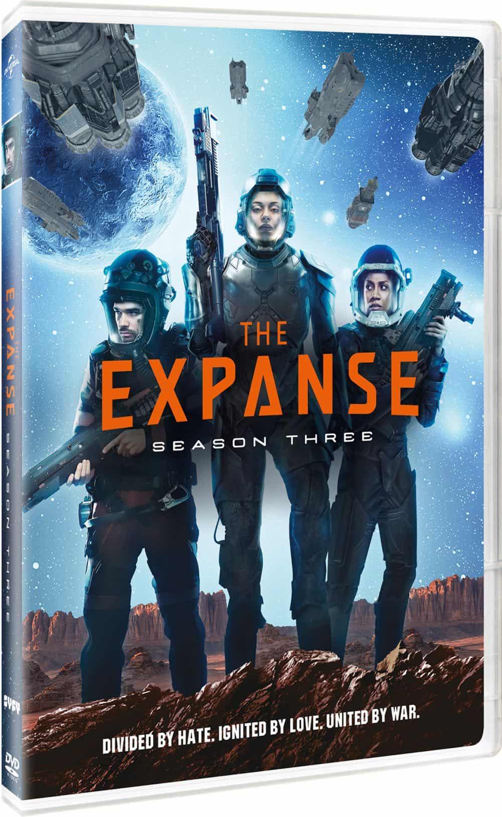 The Expanse Season 3 DVD