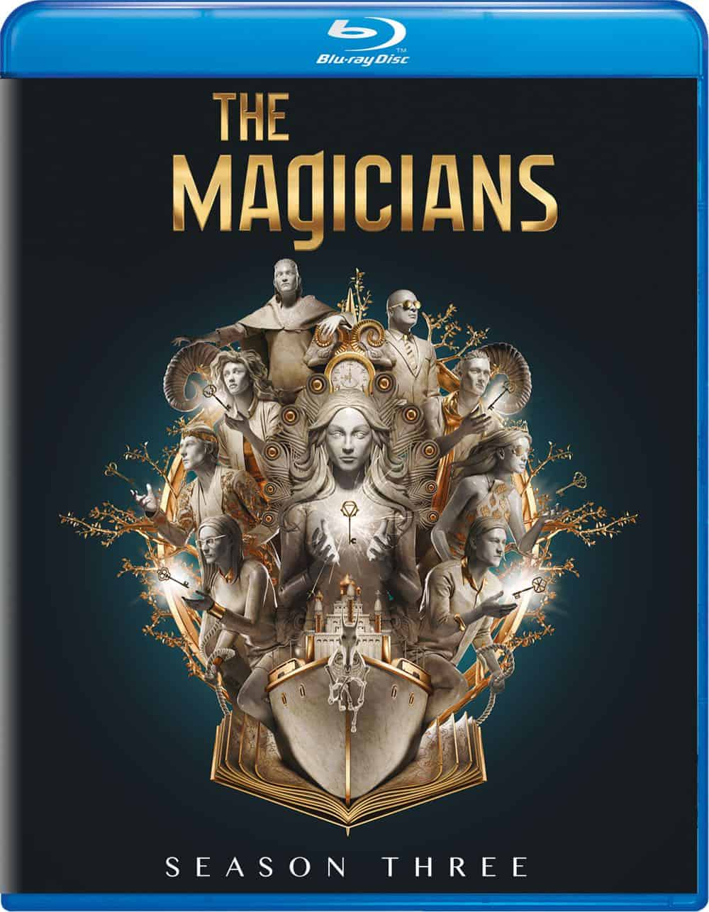 The Magicians Season 3 Bluray Cover 1