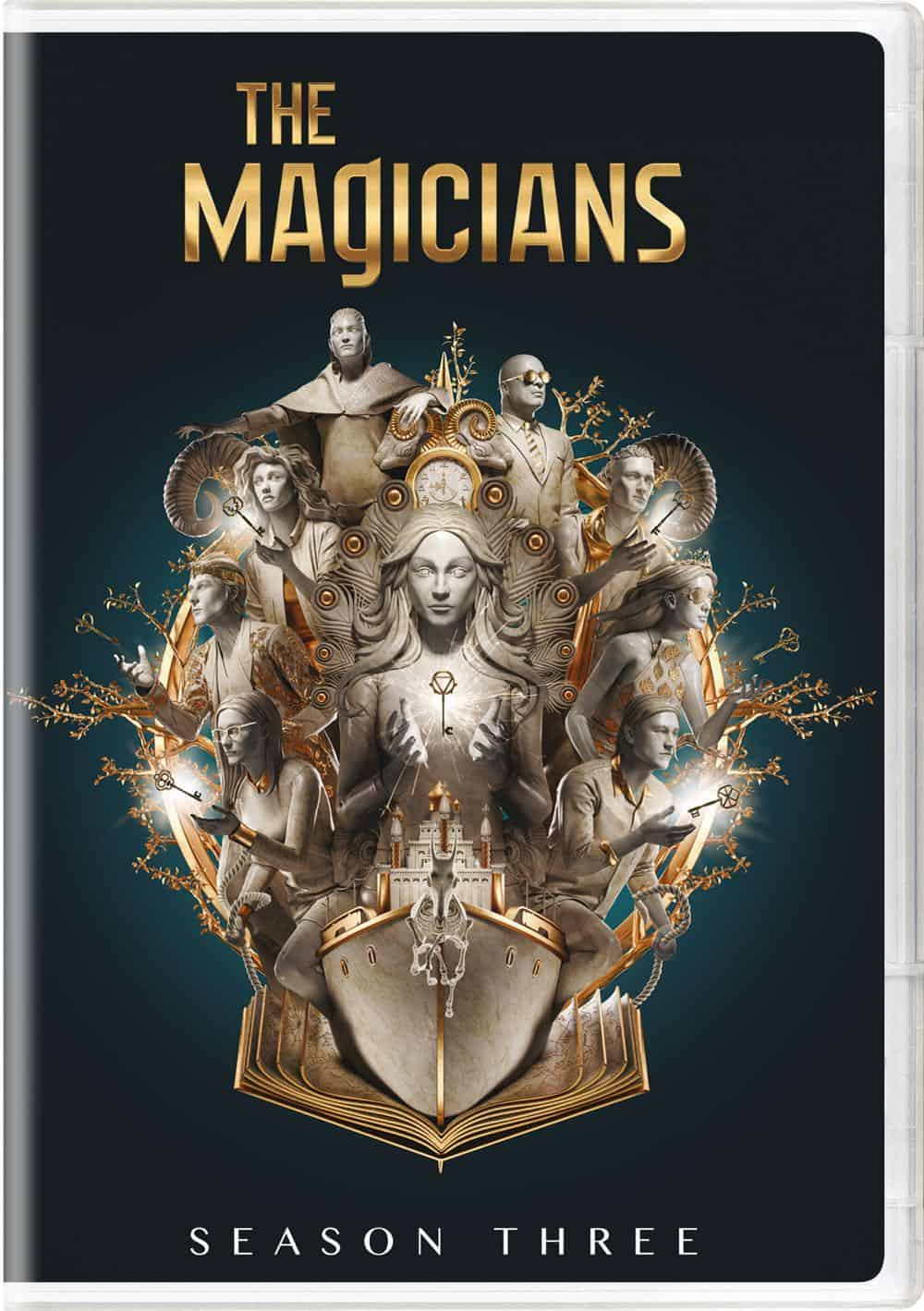 The Magicians Season 3 DVD Cover