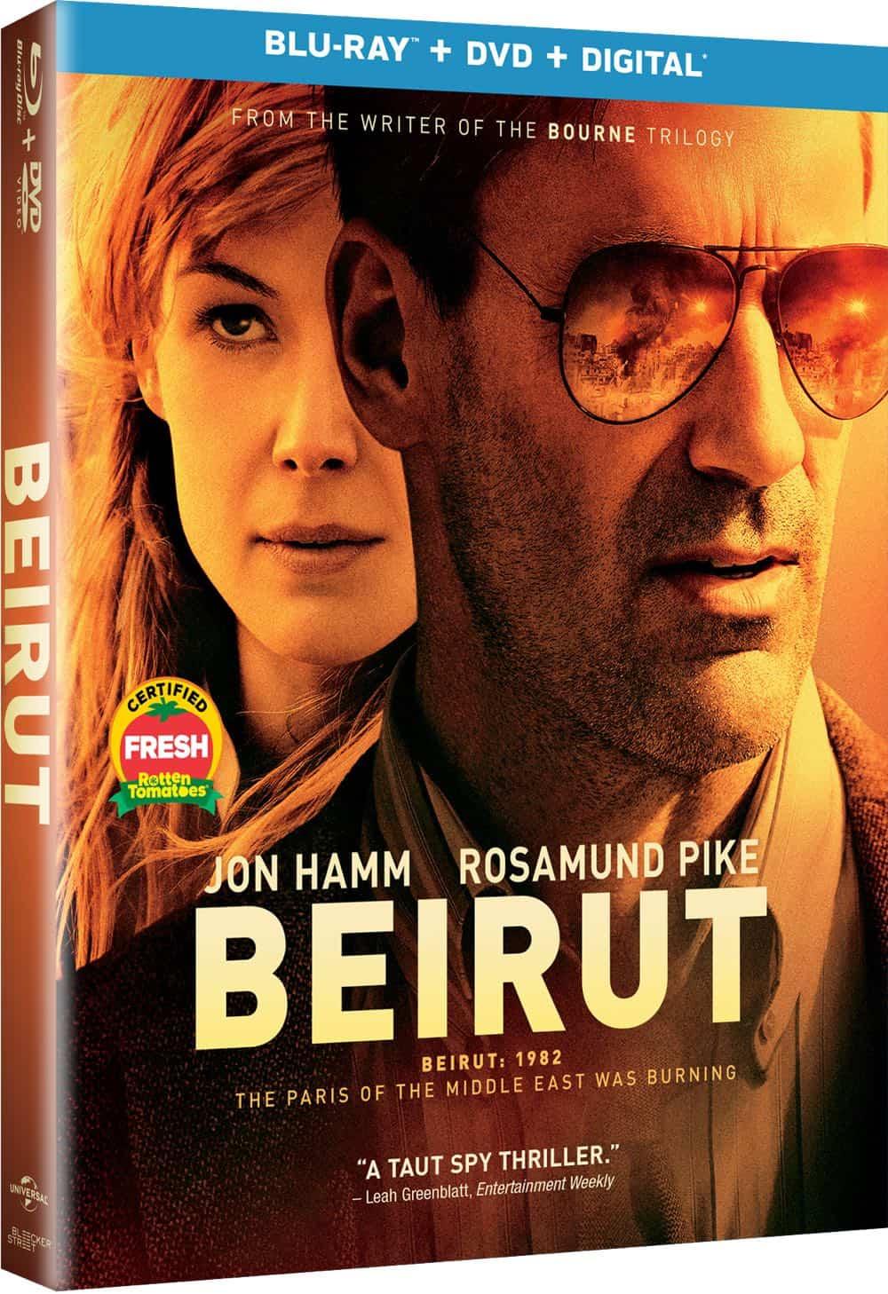 Beirut Bluray DVD Digital Cover 3