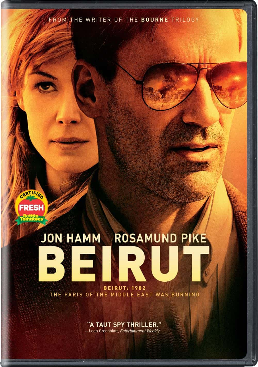 Beirut DVD Front Cover