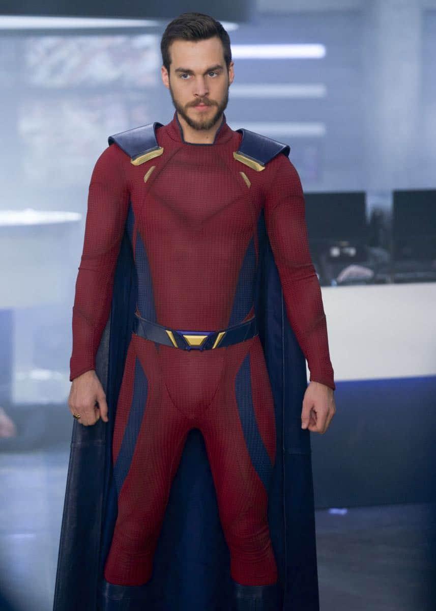 Supergirl Episode 22 Season 3 Make It Reign 4