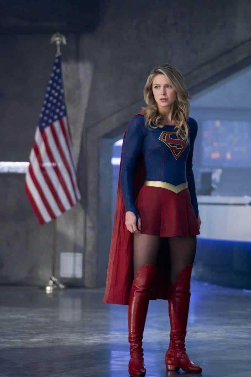 Supergirl Episode 22 Season 3 Make It Reign 2