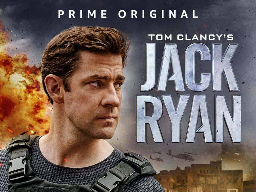 Jack Ryan Poster Key Art Amazon