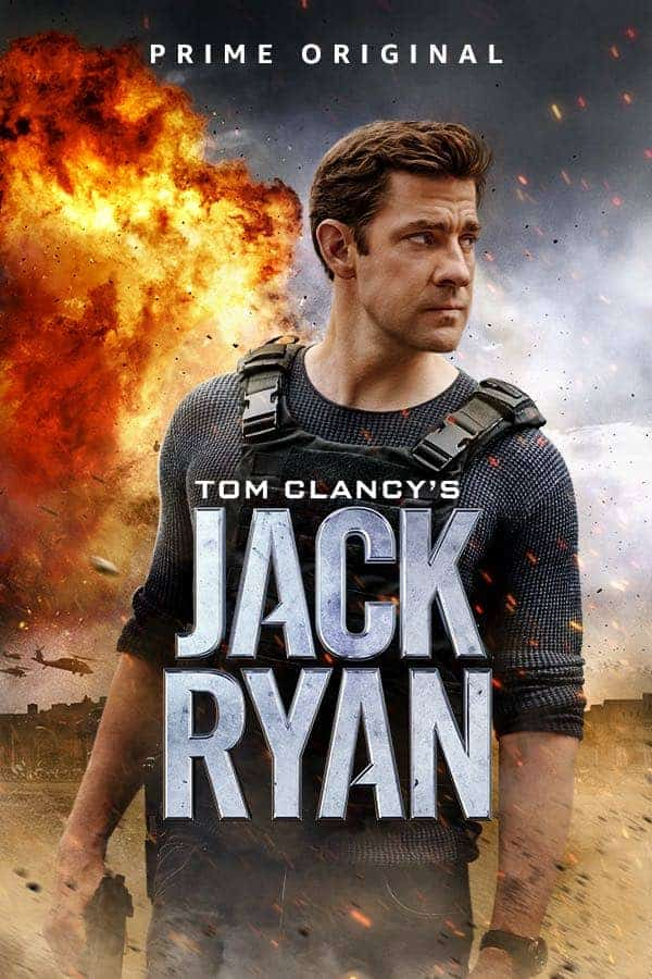 Jack Ryan Poster Key Art