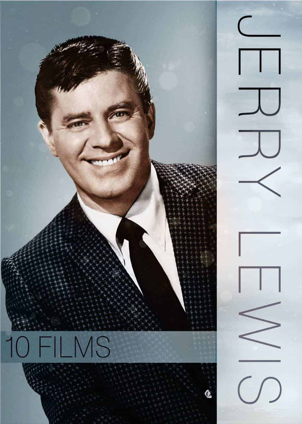 Jerry Lewis 10 DVD Collection Cover