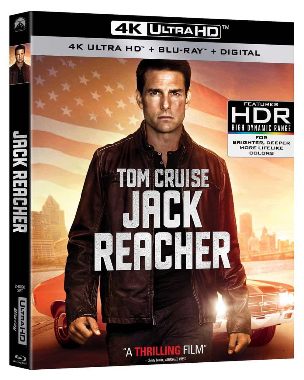 JackReacher 4K UHD 3D Oslv