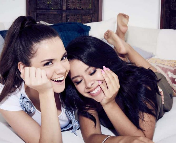 "GOOD TROUBLE - ""Good Trouble"" will follow Callie (Maia Mitchell) and Mariana (Cierra Ramirez) as they embark on the next phase of their young adult lives in Los Angeles. (Freeform/Vu Ong)"
