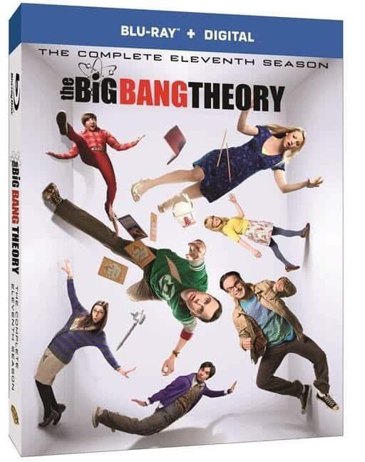The Big Bang Theory Season 11 Bluray 1