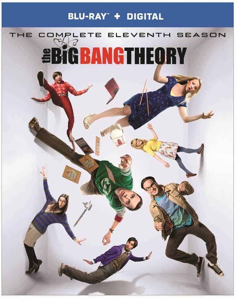The Big Bang Theory Season 11 Bluray 2