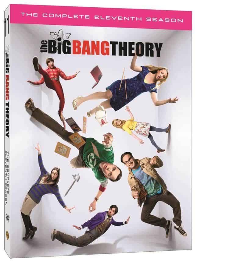 The Big Bang Theory Season 11 DVD 1